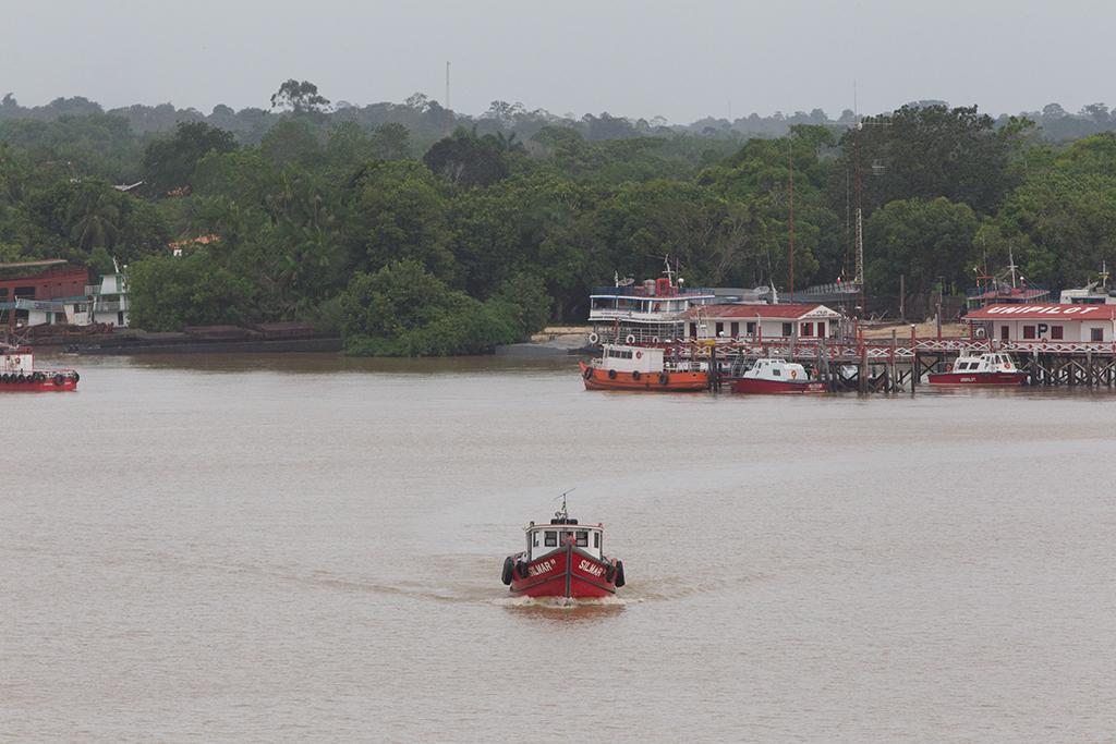 Brazil Pilot station 2014-01-20