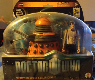 SDCC 2010 Doctor Who Exclusive Figure
