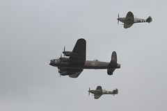 Spitfire, Hurricane & Lancaster 02