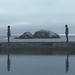 At the Sea by Gabriel Isak