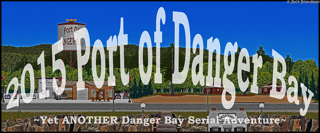 2015 Port of Danger Bay Banner