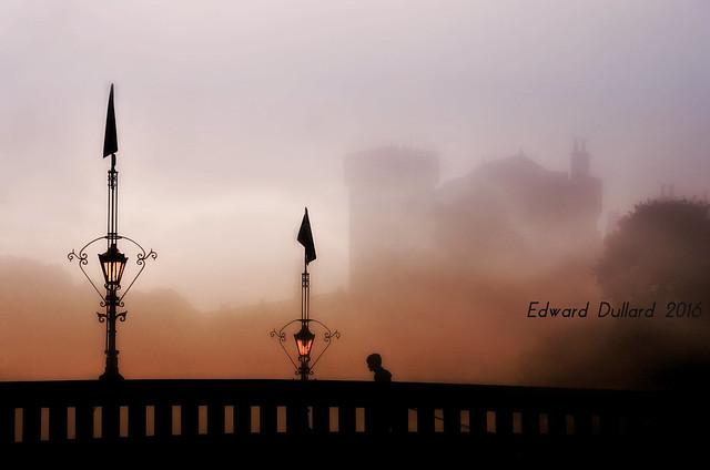 Kilkenny on a misty October morning.