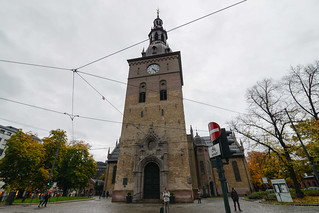 Image of Oslo Cathedral near Oslo. oslo norway no