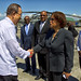SG Visit to Haiti after Matthew