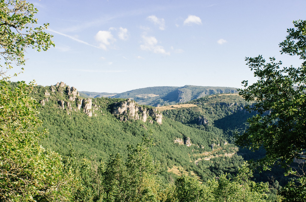 Fin de partie dans les Cévennes - Carnet de voyage France