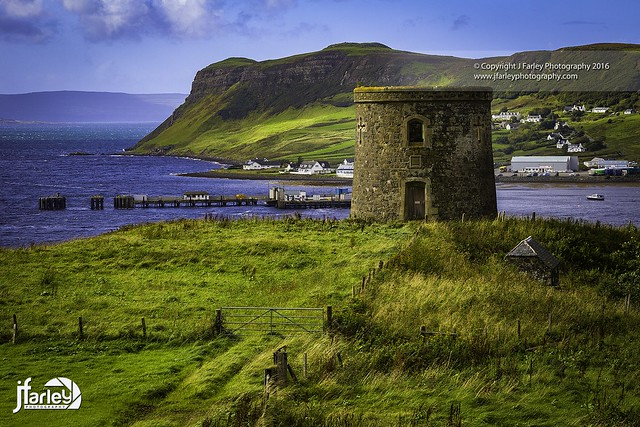 The Uig Tower