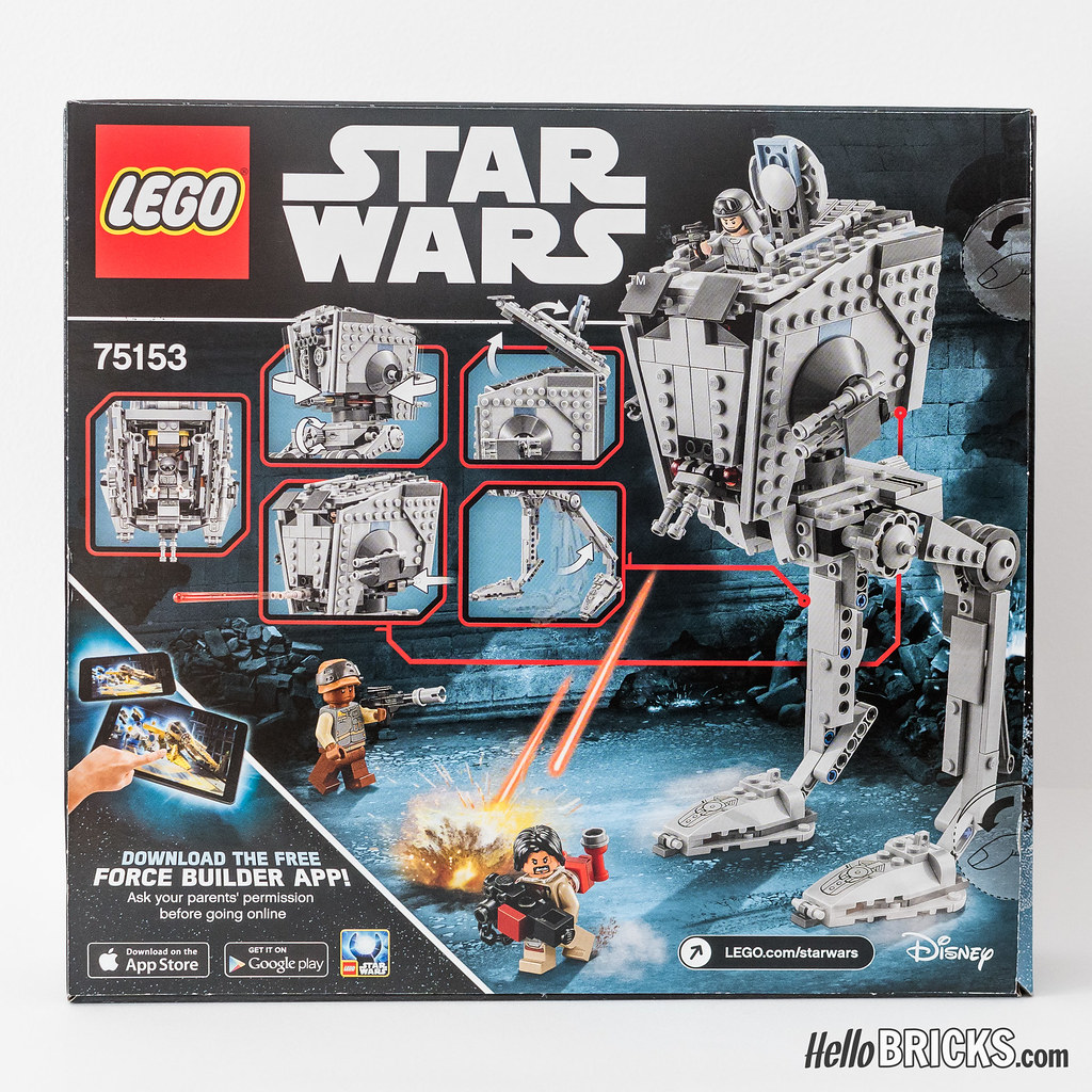 Hello Brickss Most Interesting Flickr Photos Picssr Lego 75098 Star Wars Assault On Hoth Review 75153 At St Rogue One
