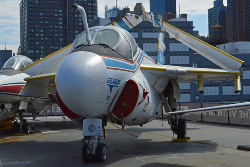 Grumman A-6F Intruder '162185'