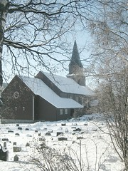 Church, Ål, Norway