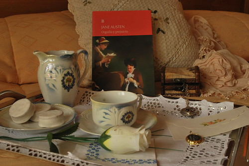 Argentina: Judy - Tandil by Sitio de Jane Austen