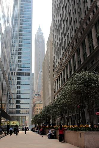 Um tour para ficar por dentro de Wall Street