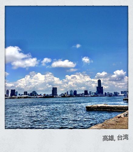 台湾 mobile 海 建物 taiwan sea building