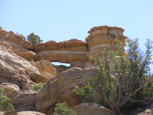 New Mexico Natural Arch NM-367