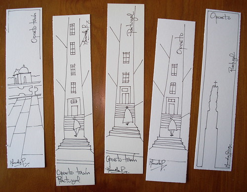 Oporto bOOkmarKs by *manuworld*