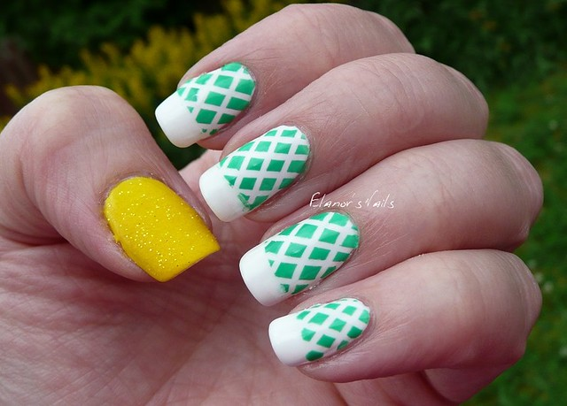 wimbledon 2013 nails 1