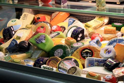 Food fair cheese