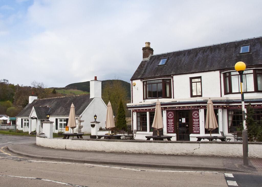 Fiddler's Restaurant and Whiskey Bar in Drumnadrochit