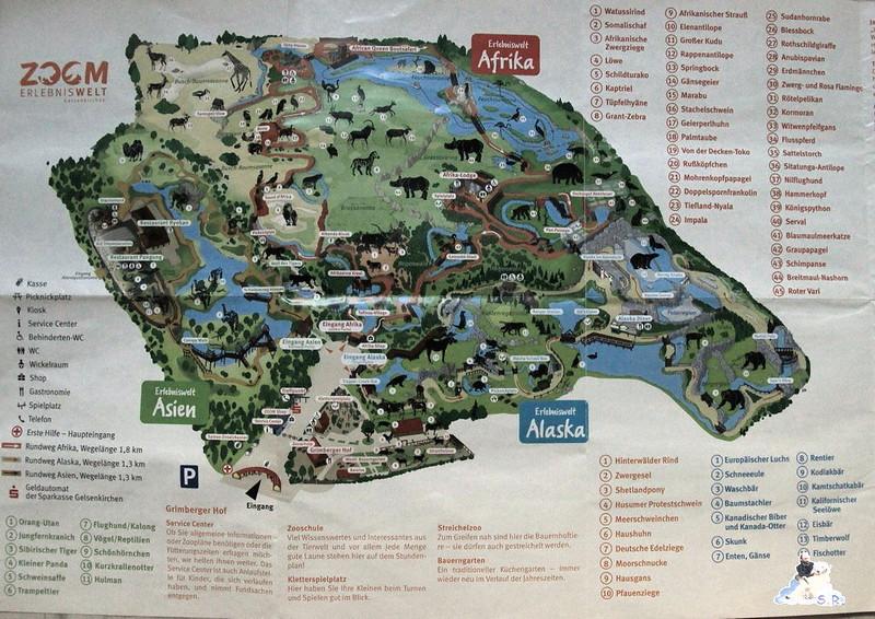 ein super toller Zoo, den man unbeding bald mal wieder besuchen muss :-)