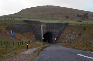 Samphire Hoe Tunnel