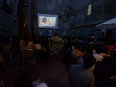 Cine a la Fresca Plaça de la Rosa