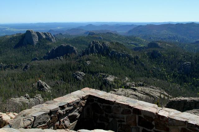 Harney Peak Summit View