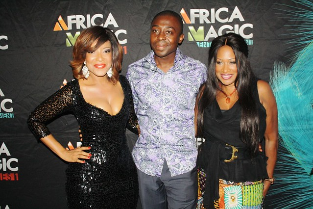 Joselyn Dumas, Kafui Dey and Michelle