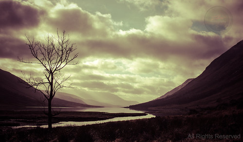 Glen Etive by xxx zos xxx