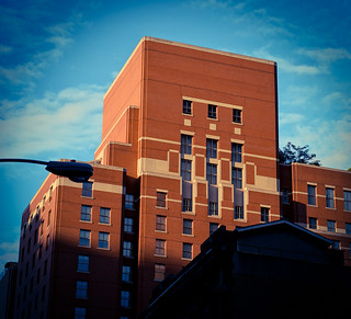 Golden Hour: Opus Dei HQ, 34th ...