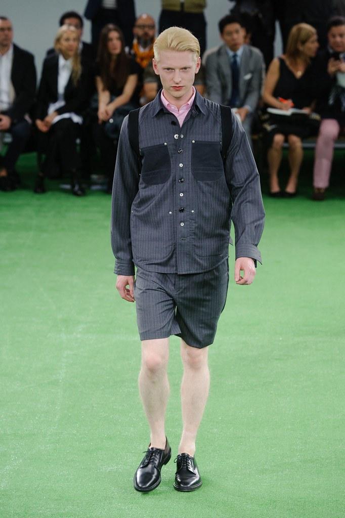 Diederik Van Der Lee3174_SS14 Paris Junya Watanabe(fashionising.com)