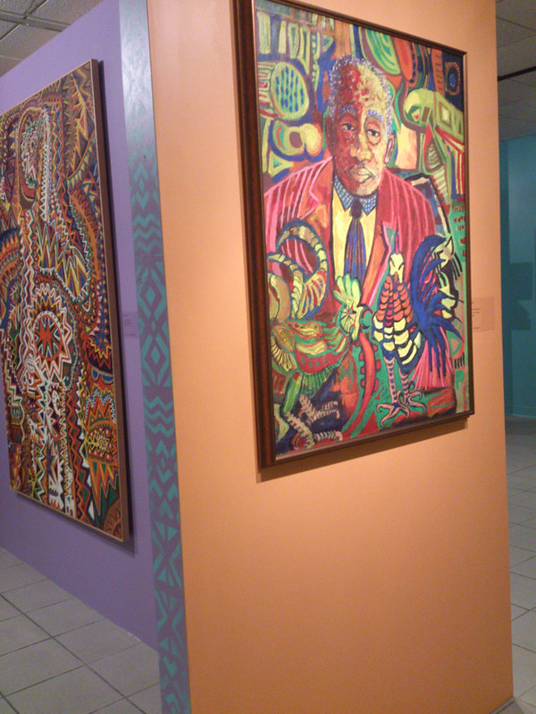 AFRICOBRA Show at DuSable Museum