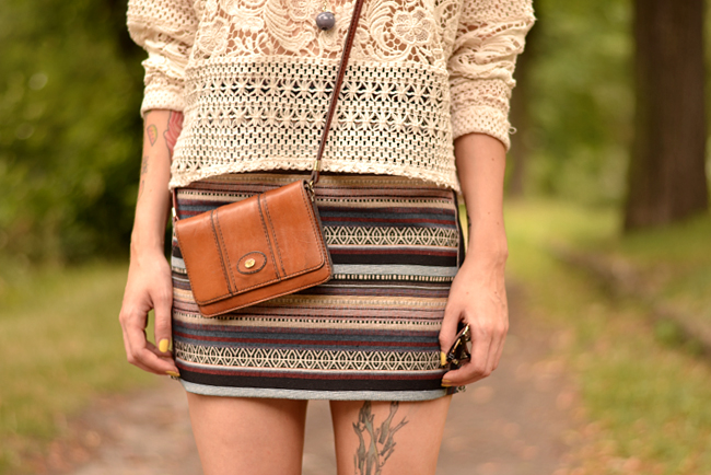 Boho Hippie Outfit H&M blogger 3
