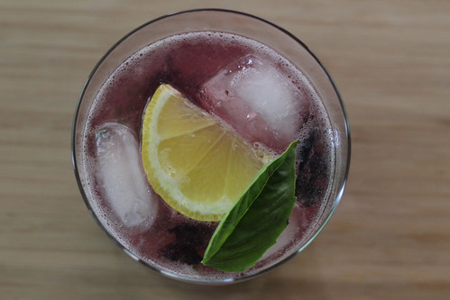 Blueberry Basil Hard Lemonade Recipe - Drink and Cocktail ...