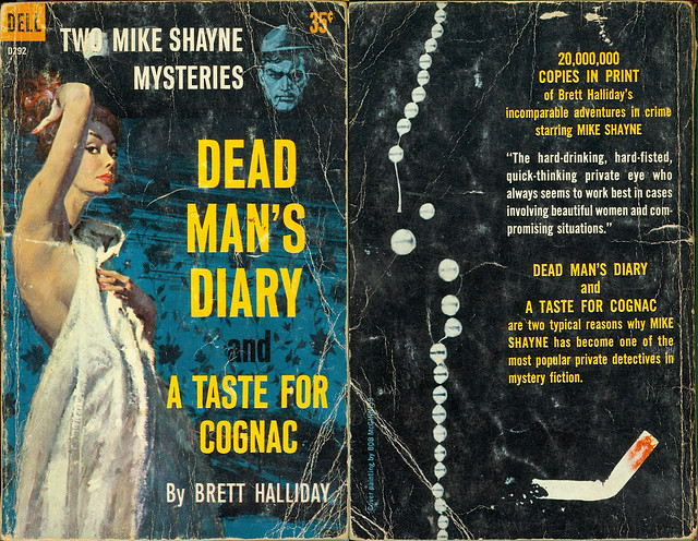 Dead Man's Diary and A Taste for Cognac(3)