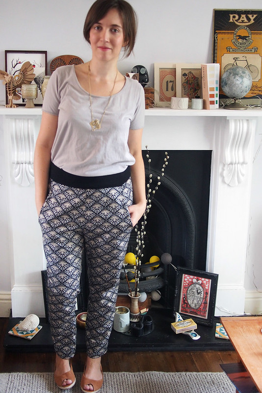 Deco trousers