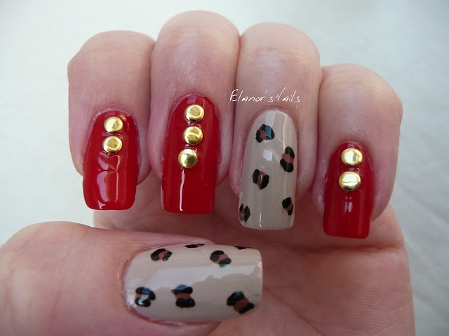 red + leopard 2