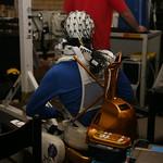 Testing NASA Exoskeleton