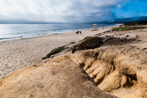Pacific fog rolls into Half Moon Bay - #240/365 by PJMixer