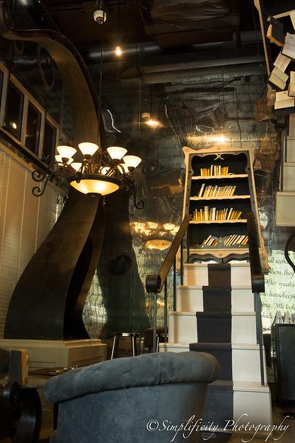 The book shop