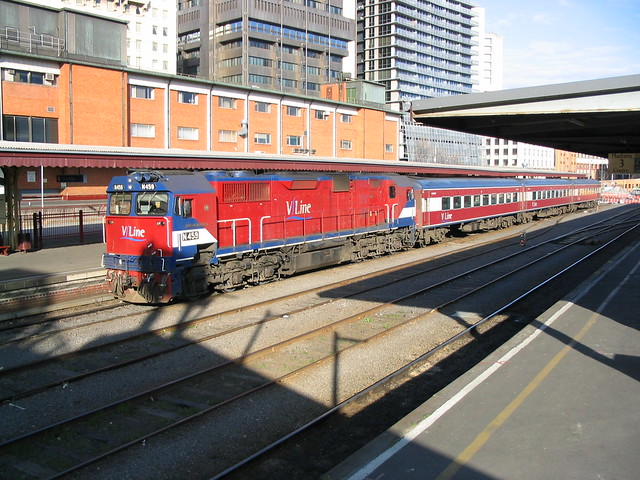 Spencer Street Station, 2003