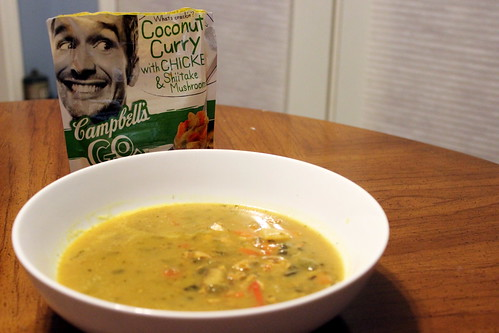 Campbell's Coconut Curry