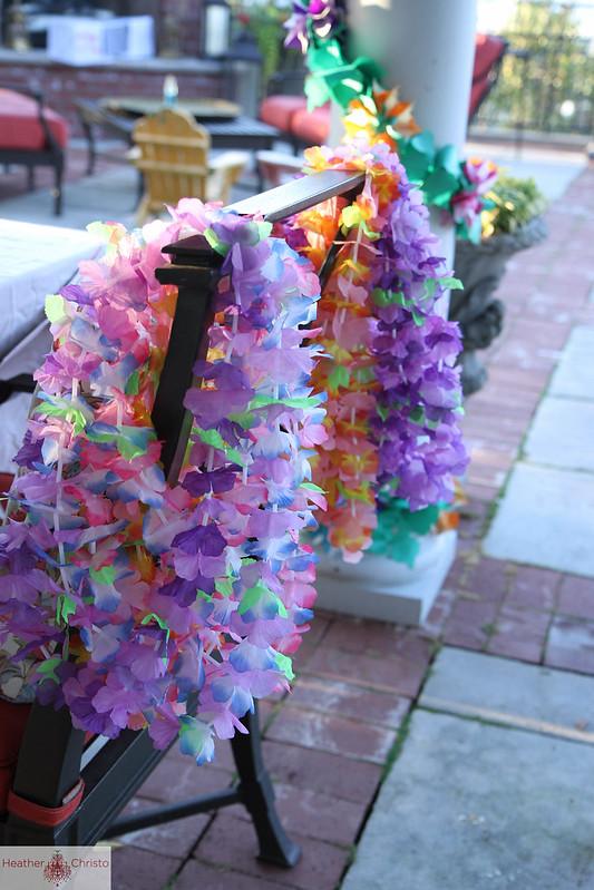 Hawaiian Luau Children S Birthday Party Heather Christo