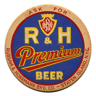 Ask for R&H Premium Beer
