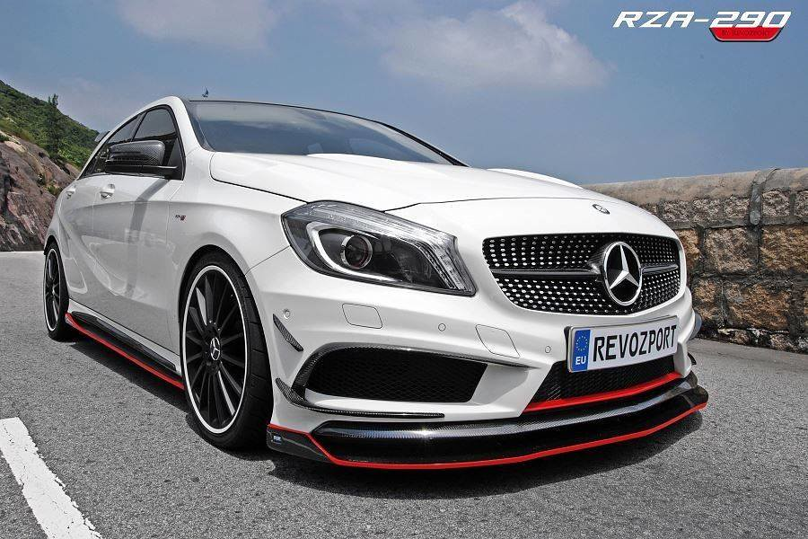 mercedes a class w176 a45 amg tuning parts mercedes. Black Bedroom Furniture Sets. Home Design Ideas