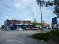 Designalised Intersection, Ringwood