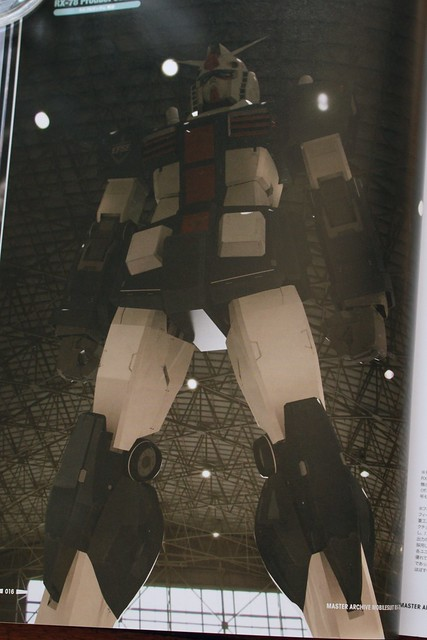 Master Archive Mobilesuit - Earth Ferderation Force RX-78 GUNDAM - 10