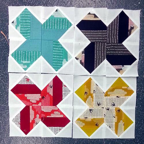 Origami Star 2x2