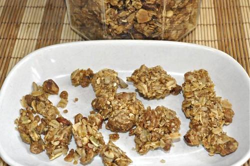 granola bar bits & bites feature 1