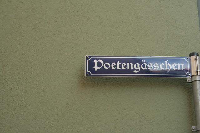 Poetengässchen