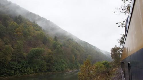 Potomac Eagle Scenic Railroad