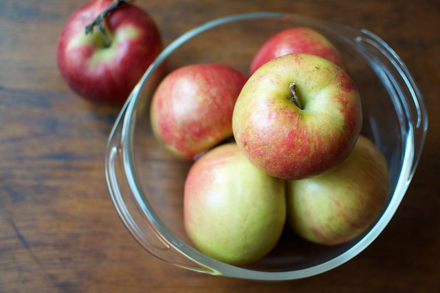 apples for pie filling
